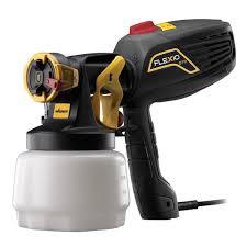 wagner flexio 570 hvlp paint sprayer 0529011 the home depot
