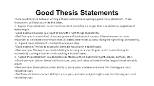 weak thesis statement tips for an application essay strong thesis statements strong thesis statements