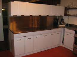 how to redo metal kitchen cabinets garth and martha pro s soda blast and electrostatically