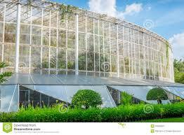 Indoor Garden by Public Indoor Garden Bangkok Thailand Stock Photo Image 55565064