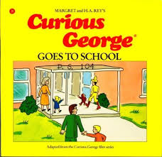 curious george margret rey