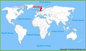 Beautiful World Map by Sweden On World Map Beautiful Belgium Location On World Map