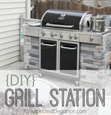 Bbq Side Table Plans Fire Pit Design Ideas - best 25 diy grill ideas on pinterest fire pit and barbecue