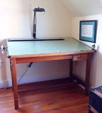 Drafting Table Atlanta Hamilton Drafting Table Ebay