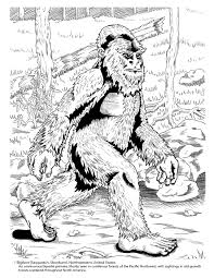 cryptozoology coloring book prints by jake lagory online store