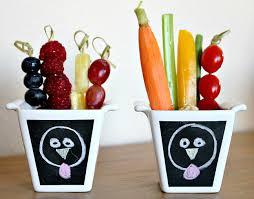 and healthy turkey themed snacks tonya staab