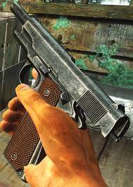 colt 1911 at fallout new vegas mods and community