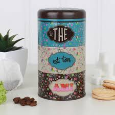 funky kitchen canisters funky kitchen tea coffee sugar
