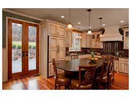 kitchen cabinet paint finishes french doors kitchen islfrench cream cabinets painted wood