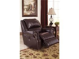Ashley Swivel Chair by Amazon Com Ashley U7800298 Walworth Black Cherry Rocker