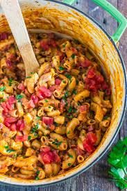 one pot cheeseburger macaroni olivia u0027s cuisine