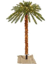 outdoor palm tree l amazing deal on 6 outdoor palm tree dura lit led 300 warm white