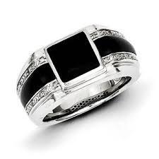 Mens Black Wedding Rings by Men U0027s Black Onyx Rings Black Onyx Rings For Men Men U0027s Black Onyx