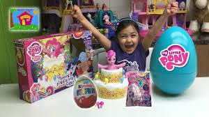 my pony balloons pinkie pie my pony balloons with egg