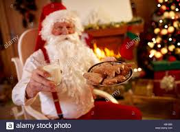 santa snack stock photos u0026 santa snack stock images alamy