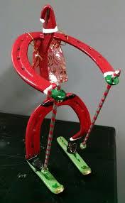 horseshoe christmas ornaments innovation idea welder christmas ornament 265 best just weld it