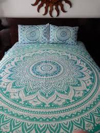 Tapestry Duvet La Vie Boheme Ombre Tapestry Bedding Mandala Tapestry Duvet And