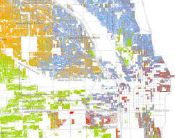 Chicago Demographics Map by Gentrification Educational Redlining And The Urban Neighborhood