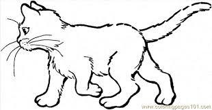 89 Cat 20 Coloring Page Coloring Page Free Cat Coloring Pages Cat Coloring Pages