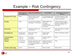 risk management plan 4 risk management plan templates 4 risk