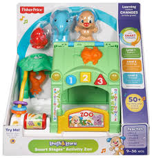 fisher price laugh u0026 learn smart stages activity zoo toys