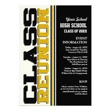 50th high school class reunion invitation 64 best high school reunion invites images on high