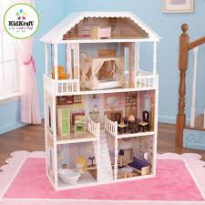 amazon kidkraft savannah dollhouse w furniture only 89 97