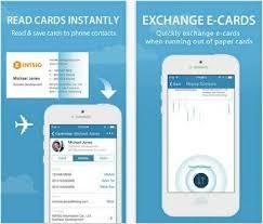 best business card scanner best free business card scanner apps