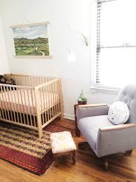 Nursery Interior Nuance Bohemian Modern Nursery U2014 Retro Den