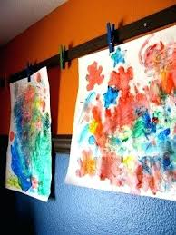 hanging kids artwork hanging kids artwork art gallery or kids artwork hanging ideas for