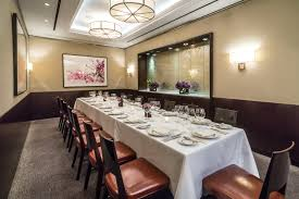 private dining cafe boulud u2013 new york city