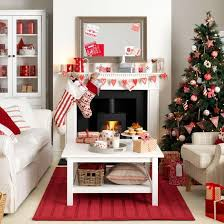 scandi style red and white living room white living rooms