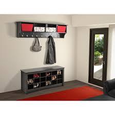 Entryway Shelf Entryway Shelf With Hooks Best Ideas About Entryway Shelf On