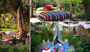 Garden Decorating Ideas Top 34 Amazing Garden Decor Ideas In Bohemian Style Amazing Diy