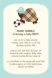 knockout tea party baby shower invitations in teacup features
