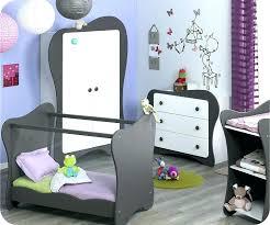 cdiscount chambre bébé complète lit bebe plexi lit with alinea commode a langer lit bebe