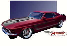 boss 429 project car design color fordmuscle