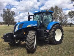 2010 new holland t7050 fwa 4wd nsw farm dealers australia farm