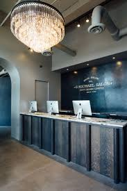indianapolis hair salon photos g michael salon great reception desk area love the backboard