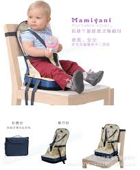 Bag High Chair Toddler Baby Portable Chair With Folding Bag Booster Seats