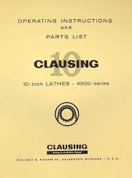 clausing 10