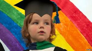 toddler cap and gown do four year olds need a graduation ceremony news