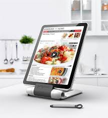 Belkin Kitchen Cabinet Tablet Mount 8 Ipad And Tablet Stands Made For Cooking In The Kitchen Kitchn