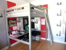 bureau mezzanine lit mezzanine 140 avec bureau lit mezzanine 140 190 but lit