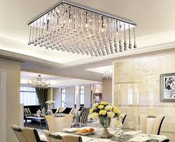 Chandelier Led Lights Lifeplus Modern Luxury Chandelier With 12 Led Lights In Crystal