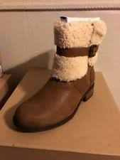 s ugg australia emalie boots ugg australia leather zip ankle boots for ebay
