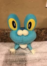 pokemon 20th anniversary small plush victini toys tomy pokemon xy froakie 8