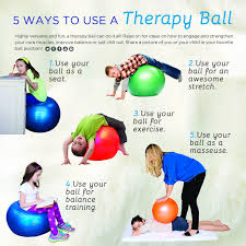 Bounce Ball Chair Exercise Therapy Balls Balance U0026 Core Strengthening Exercise Balls
