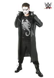 wwe men u0027s sting costume