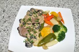 chevreuil cuisine gigot de chevreuil au poivre et pruneaux les recettes de cuisine